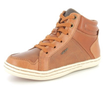 Sneaker Garcia Leder braun