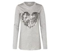 Sweatshirt 'moda M/L Elatha' grau