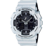G-Shock Chronograph »Ga-100L-7Aer« weiß
