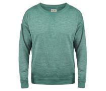 Sweatshirt 'Bianca' grasgrün
