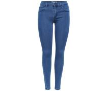 Skinny Fit Jeans Rain reg blau