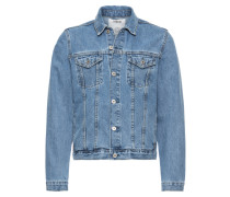 Jeansjacke 'Cool' blue denim