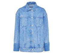 Denim Jacket 'Fina' blue denim