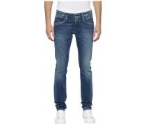 Jeans ´slim Saber Migs´ blau
