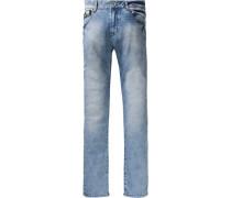 Jeans Alec Skinny für Jungen hellblau