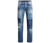 Anti Fit Jeans Mike Original JOS 815 blau