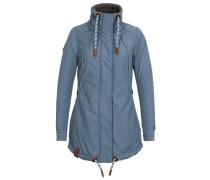 Jacket 'Tanaka VI' taubenblau