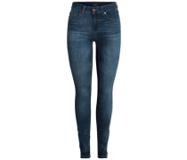 Jeans Normal-Waist blue denim / dunkelblau