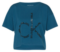 Shirt 'Teca-8' blau
