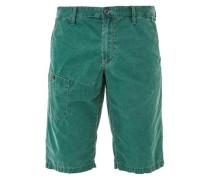Tubx Regular: Chino-Shorts grasgrün