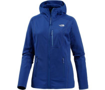 'Incipent' Fleecejacke blau