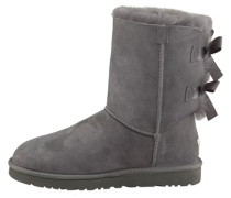 Snowboot 'Bailey Bow' grau