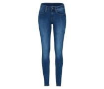 Jeans'3301' blue denim