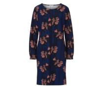 Kleid blau / rosé