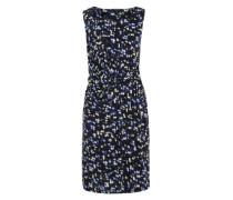 Sommerkleid 'Kiana' blau / mischfarben