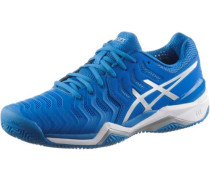 Tennisschuhe 'gel-Resolution 7 Clay' royalblau / weiß