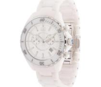Armbanduhr 'cra077Z251H' weiß