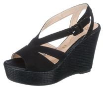 Mistor Sandaletten schwarz