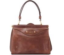 Brera Handtasche Leder 25 cm braun