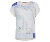 T-Shirt 'Kimba' mischfarben