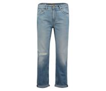 Boyfriend-Jeans 'freya' blau