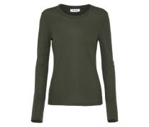 Langarmshirt 'Zota' grün / khaki