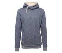 Sweatshirt 'beat Mens' indigo
