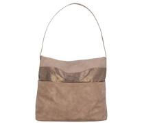 Khema Shopper Tasche 35 cm braun