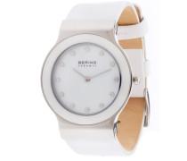Armbanduhr 32834-654 weiß
