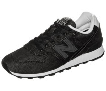 'wr996-Db-D' Sneaker Damen schwarz / weiß