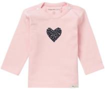 Langarmshirt Natick pink
