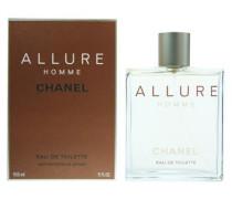 'Allure Homme' Eau de Toilette braun / transparent