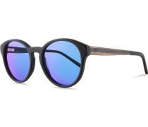 Sonnenbrillen Leopold Matt Black schwarz