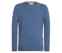 Knitwear 'Schmiergelvampir Iii' blau