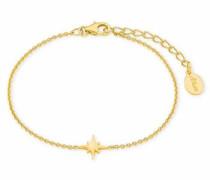 Armband 'Stern 2019965' gold