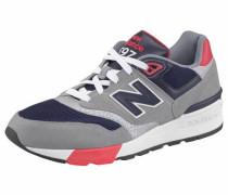 Sneaker 'ml597Aab' navy / grau / lachs