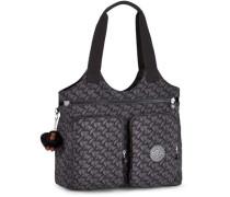 'Armide' Shopper Tasche 47 cm basaltgrau