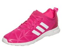 adidas ZX Flux Smooth Sneaker Damen pink