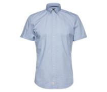 Hemd 'Button down' hellblau