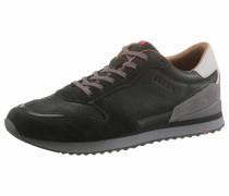 Sneaker »Edwin« schwarz