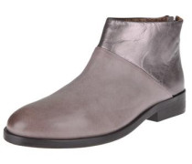 Stiefelette 'cookie' taupe
