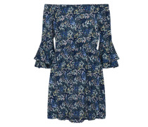 Sommerkleid 'carmen' blau