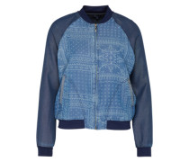 Blouson 'Willow' blue denim / dunkelblau