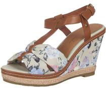 Sandaletten beige / pink