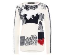 Pullover 'mareas' weiß