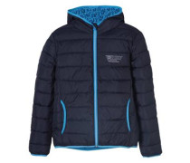 Farbstarke Funktions-Jacke nachtblau