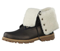Boots Authentics 6 In WP Shearling A1Bxo schwarz