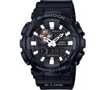 G-Shock Chronograph schwarz