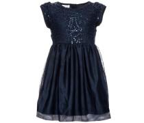 Kleid nitwalliet Tüll- blau