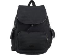 City Pack Rucksack schwarz